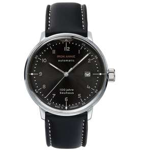 Montre automatique Bauhaus Iron Annie 5056-2 pour Homme (montre-automatique.com)