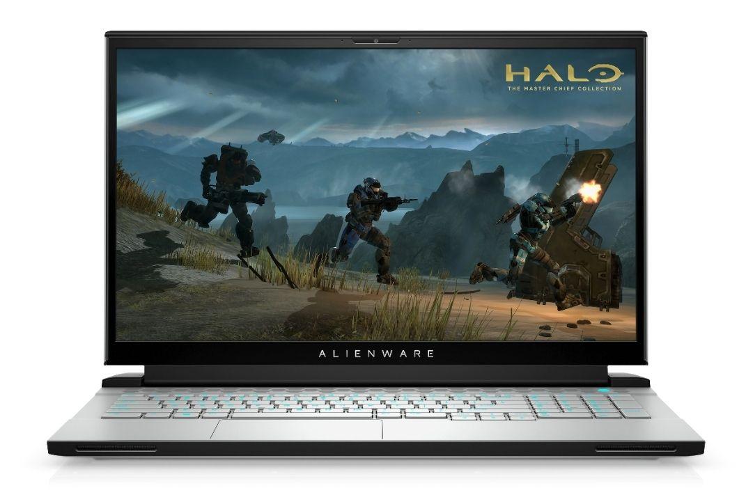 """PC Portable 17.3"""" Alienware M17 R4 - 144 Hz, Full HD, i7-10980HK, RTX 3080 (16 Go), 32 Go de RAM, 4 To SSD, AZERTY, Windows 10"""