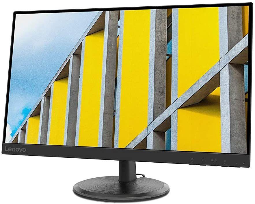 "Ecran PC 27"" Lenovo D27-30 - Full HD, VA, 75HZ, FreeSync, 5ms"