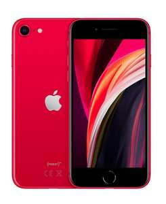 "Smartphone 4.7"" Apple iPhone SE 2020 - 64 Go, Rouge (Reconditionné - Grade A+)"