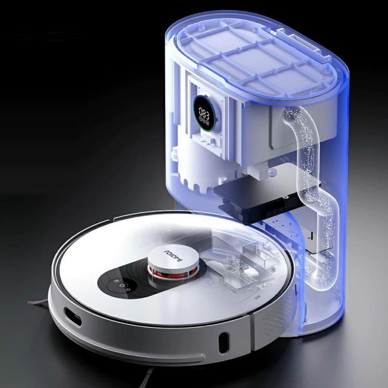 Aspirateur Robot Roidmi Eve Plus (303.67€ avec le code HAPPYFR16)