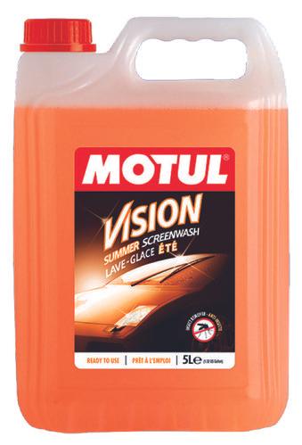 Bidon de lave-glace Motul Vision Été - 5 L