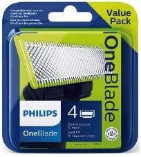 Lot 4 lames de rasoir Philips OneBlade