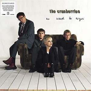 Vinyle The Cranberries No Need to Argue