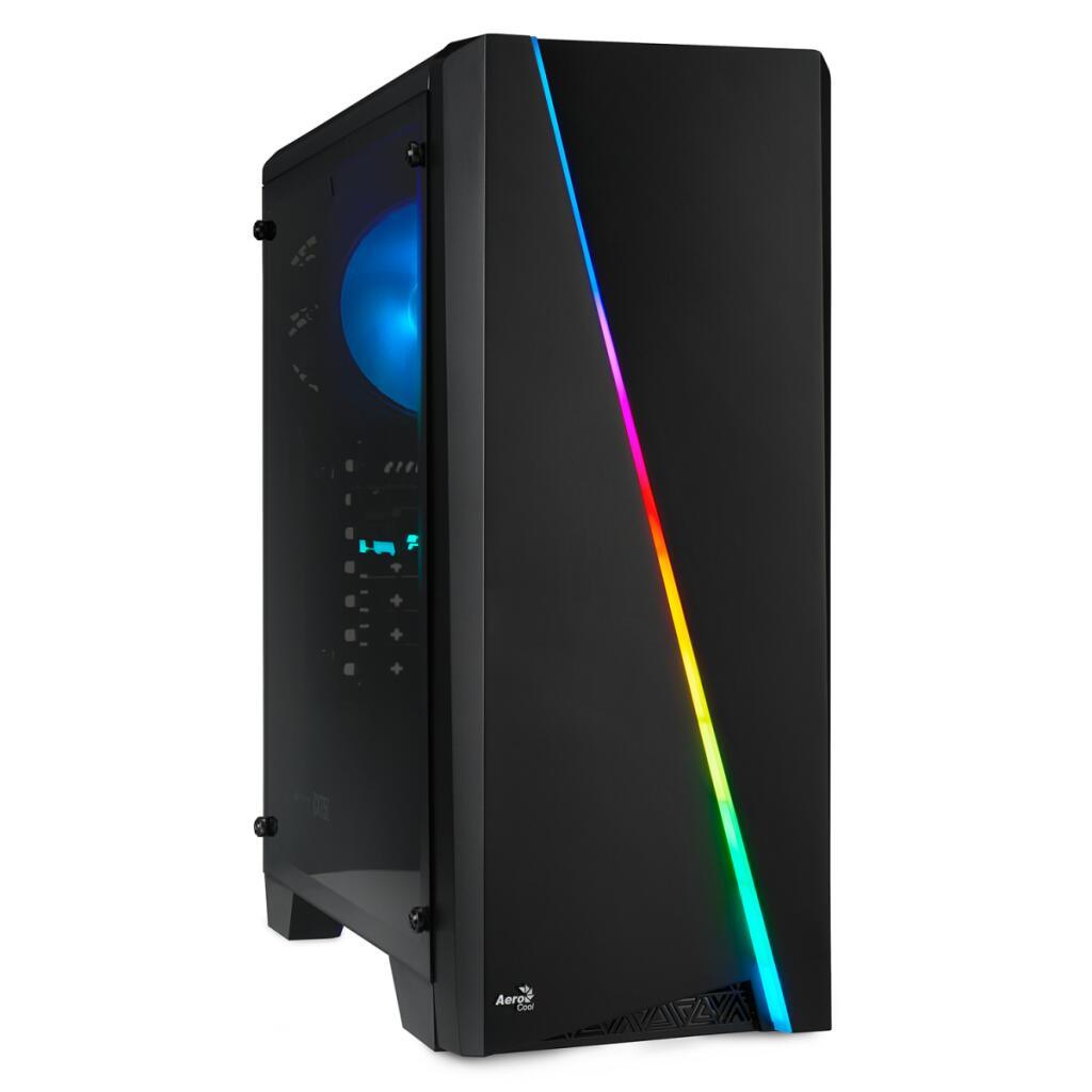 PC fixe Gamer Blast - Ryzen 5 3500X, MSI GTX 1660 Super Ventus (6Go), 16Go RAM (3000 Mhz), 480Go SSD, Alim 600W
