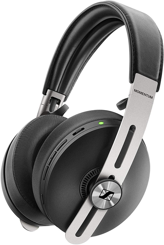 Casque audio sans-fil à réduction de bruit Sennheiser Momentum 3 - Noir (Frais d'importation inclus)