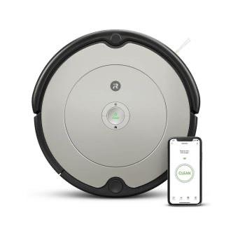 Aspirateur robot iRobot Roomba 698 - Gris