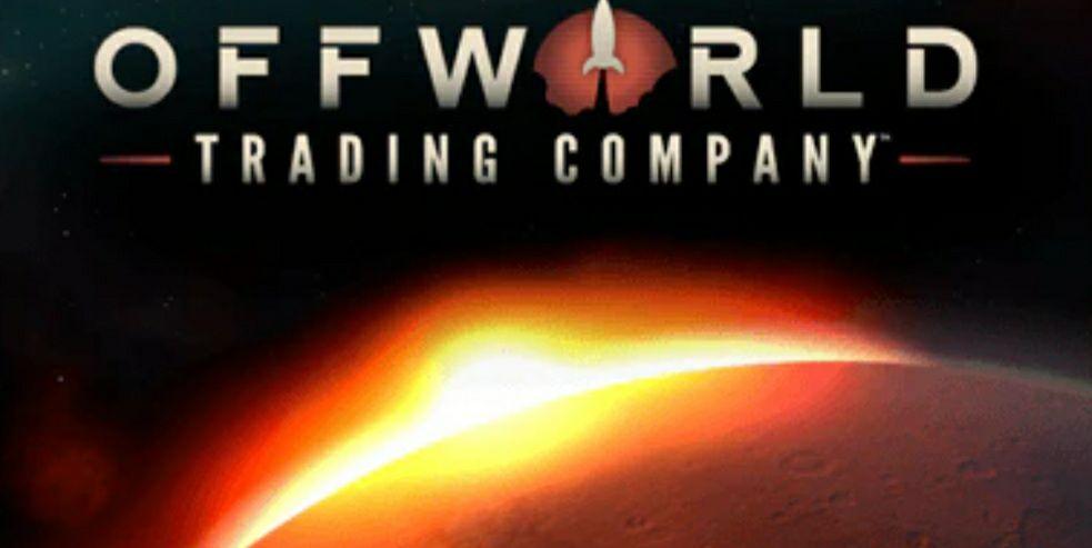 Jeu Offworld Trading Company sur PC (Dématérialisé - Steam)