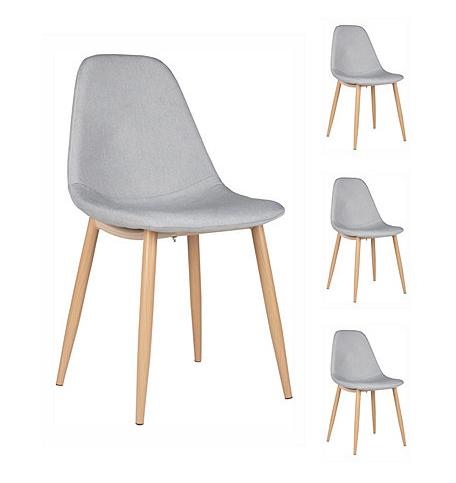 4 chaises Lynette