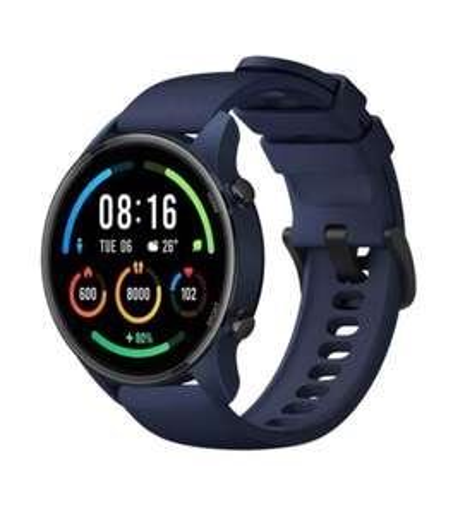 Montre Connectée Xiaomi Mi Watch Bleue Global version (89,99€ avec le code HAPPYFR06)