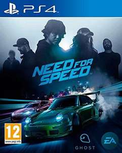 Need for Speed sur PS4 et Xbox One