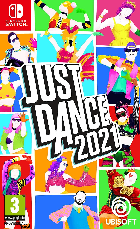 Just Dance 2021 sur Nintendo Switch (Vendeur tiers)