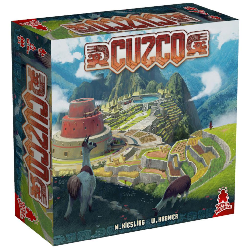 Sélection de jeux de société Super Meeple en promotion - Ex : Cuzco