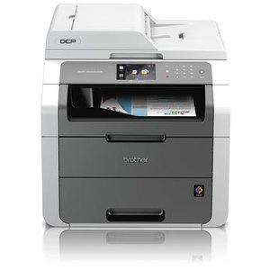 Imprimante Laser Couleur Multifonctions Brother DCP-9020CDW