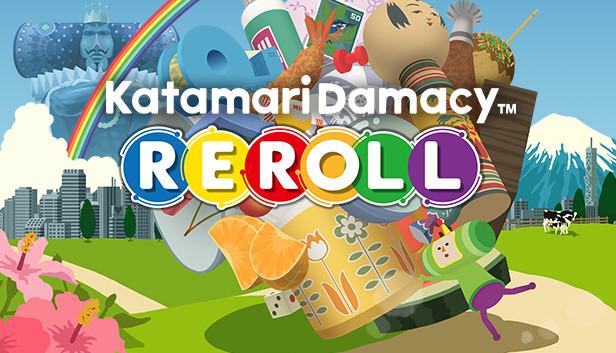 Katamari Damacy Reroll sur PC (Dématérialisé)