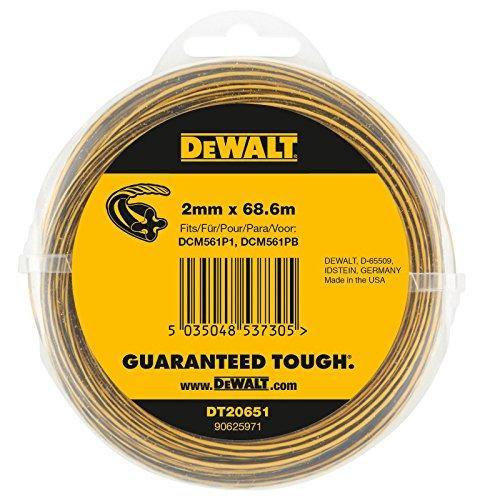 Bobine de fil pour coupe bordure Dewalt DT20651-QZ