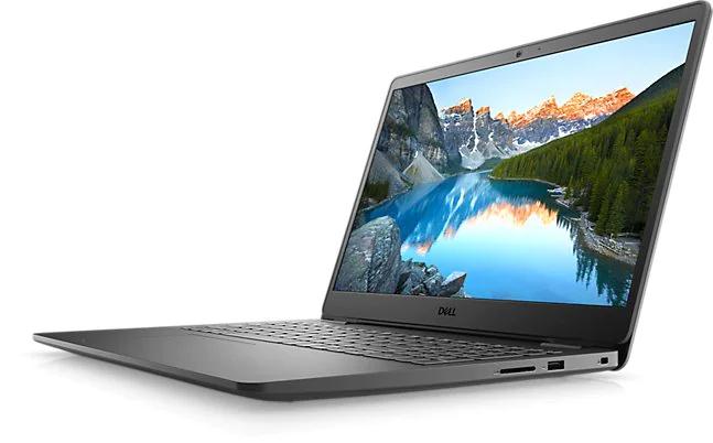 "PC Portable 15.6"" FHD Dell Inspiron 15 3000 - Ryzen 5 3450U, RAM 8 Go, SSD NVMe 256 Go, Windows 10"