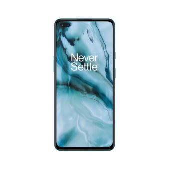 """Smartphone 6.44"""" OnePlus Nord - full HD+ 90 Hz, SnapDragon 765G, 12 Go de RAM, 256 Go (Vendeur tiers)"""