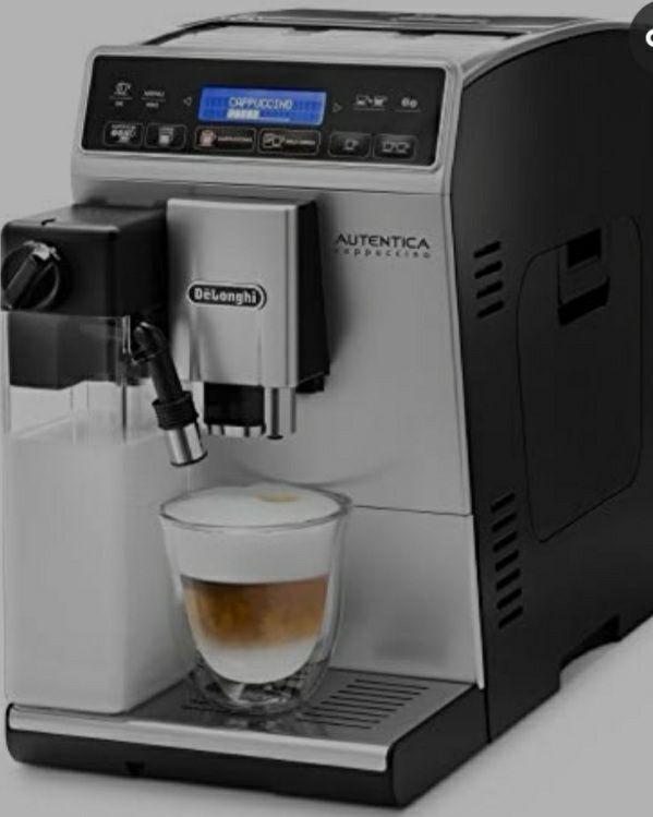Machine à café expresso automatique et boisson lactée DeLonghi ETAM29.660.SB