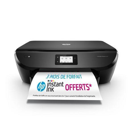 Imprimante multifonction HP Envy 6220 - Jet d'encre, Wifi, Bluetooth