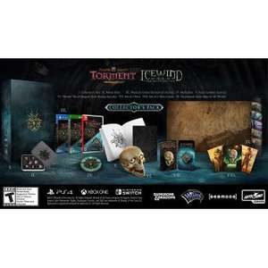 Planescape Torment + Icewind Dale Enhanced Edition Collector sur Nintendo Switch