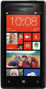 HTC Windows Phone 8X Wifi Bluetooth Noir, bleu ou jaune