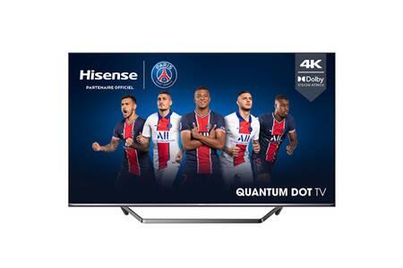 """TV 50"""" QLED Hisense 50U7QF - UHD 4K (Via ODR de 100€ - + 60€ en carte cadeau via DARTY30)"""