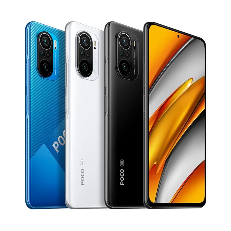 """Smartphone 6.67"""" Xiaomi Poco F3 5G - Full HD+ 120 Hz, SnapDragon 870, 6 Go de RAM, 128 Go (275,68€ via Code HAPPYFR16)"""