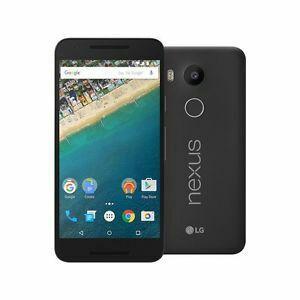 "Smartphone 5.2"" LG Nexus 5X  16 Go - Noir ou Blanc (taxes incluses)"