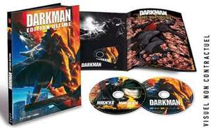 Blu-Ray Darkman Edition Ultime