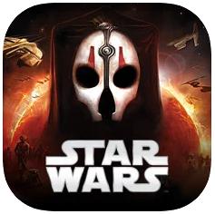 Star Wars Kotor 2 (Ou Kotor 1 à 5,40€) sur iOS