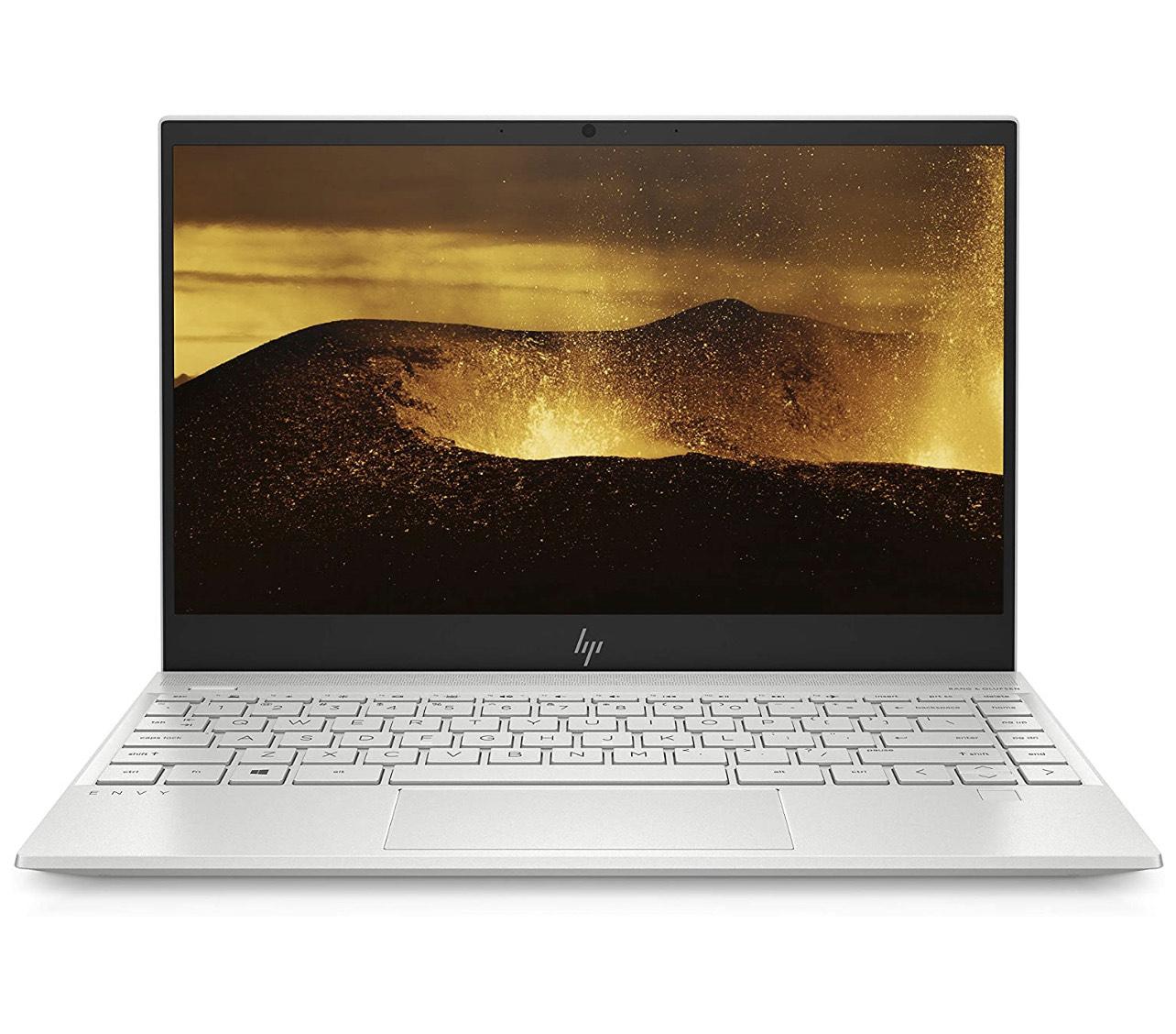 "PC Ultraportable 13,3"" HP Envy 13-aq1015nf - FHD IPS, i7-10510U, RAM 8 Go, SSD 512 Go, Azerty, Windows 10"