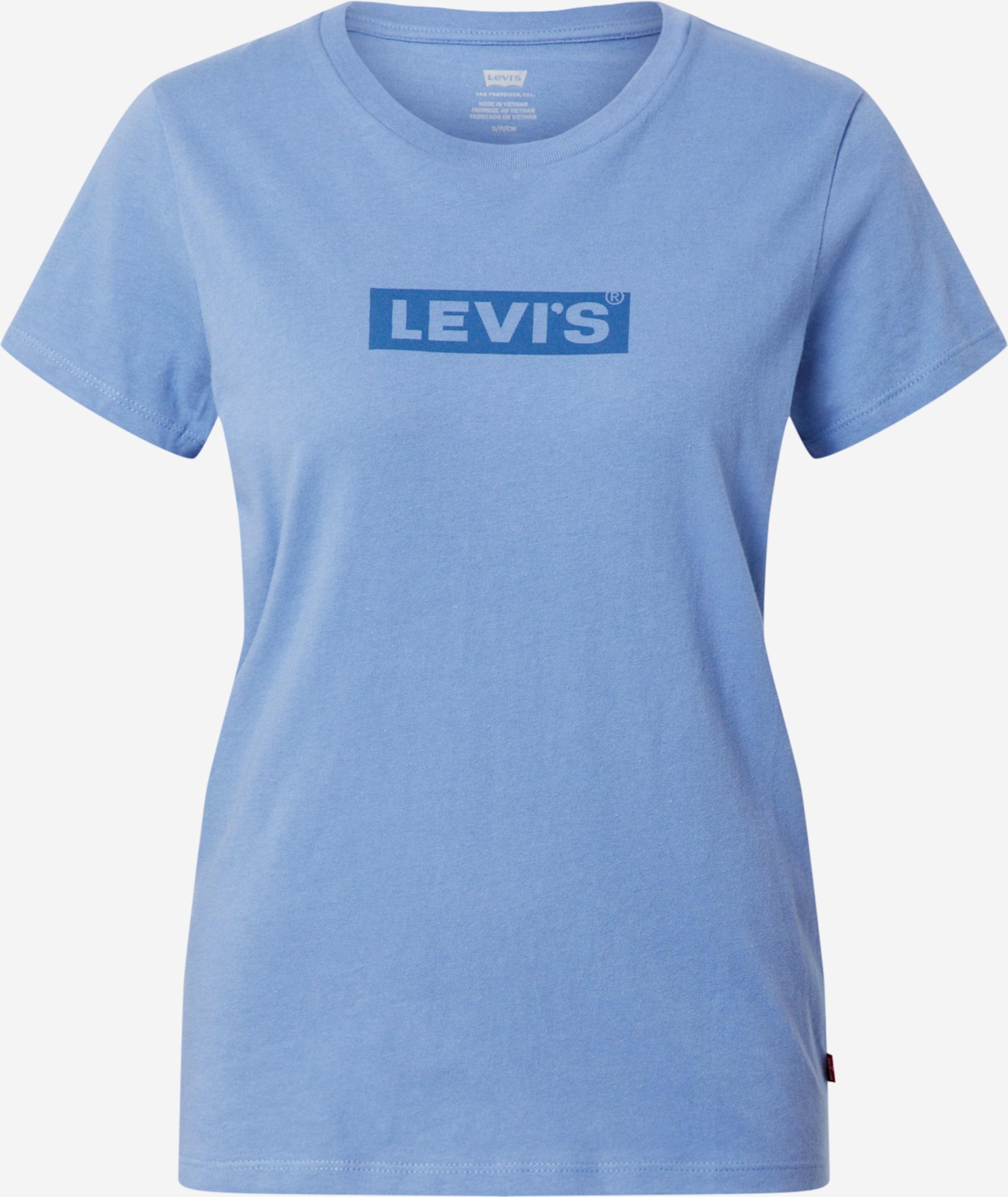 T-shirt Levi's pour Femme - Bleu