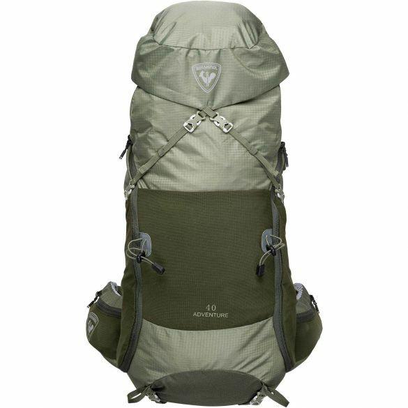 Sac à dos Rossignol Adventure - 40 L, vert kaki