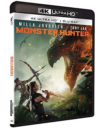 Blu-ray 4K Monster Hunter