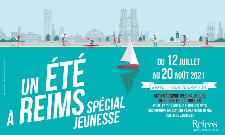 [Résidents / 7-17ans] Sélection d'activités gratuites (ex: Tir à l'arc, canoë...) - Reims (51)