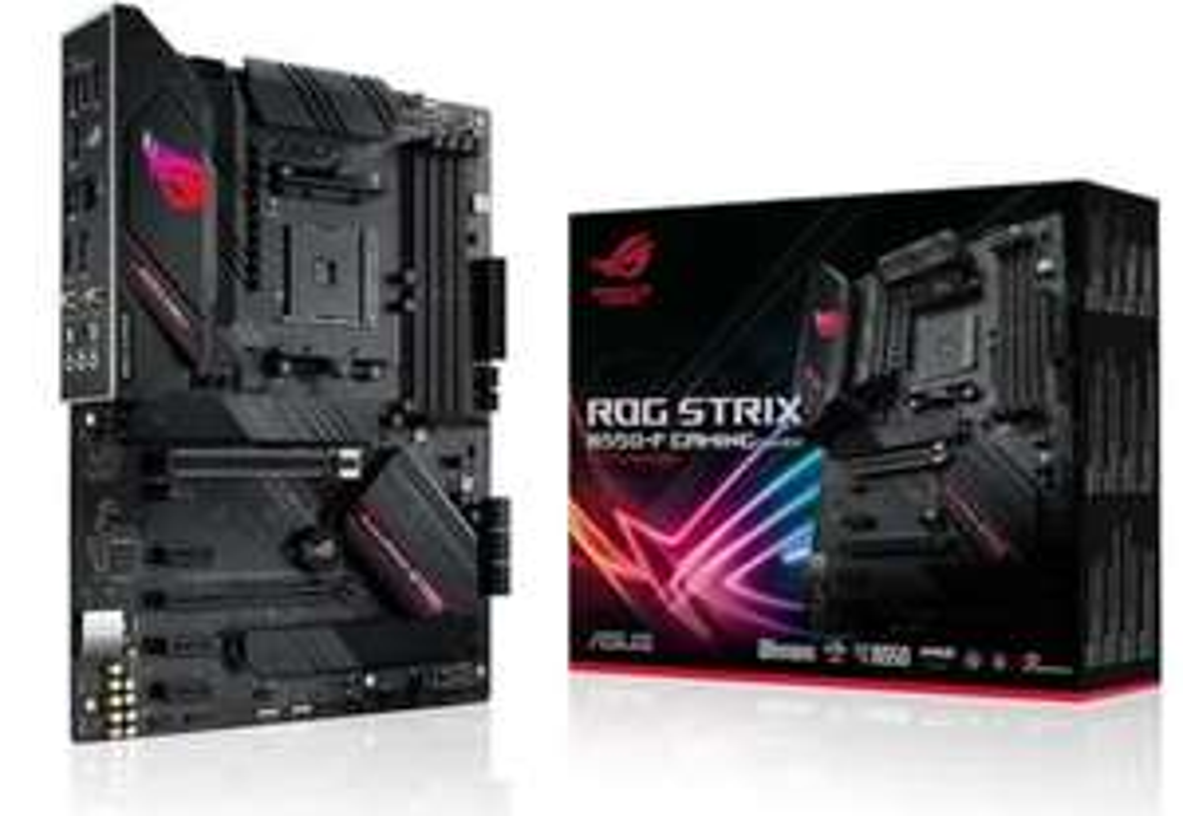 Carte Mère Asus Rog Stix B550-F B550-f Gaming (wifi)