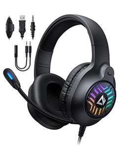Casque Gaming Aukey RVB GH-X1 (vendeur tiers)