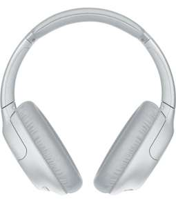 Casque sans fil à réduction de bruit Sony WH-CH710N - Bluetooth, Blanc