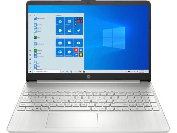 """PC Portable 15"""" HP 15s-eq1094nf - Full HD, Ryzen 5 4500U, RAM 8 Go, SSD 1000 Go, Windows 10"""