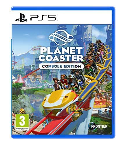 Planet Coaster: Édition Console sur PS5