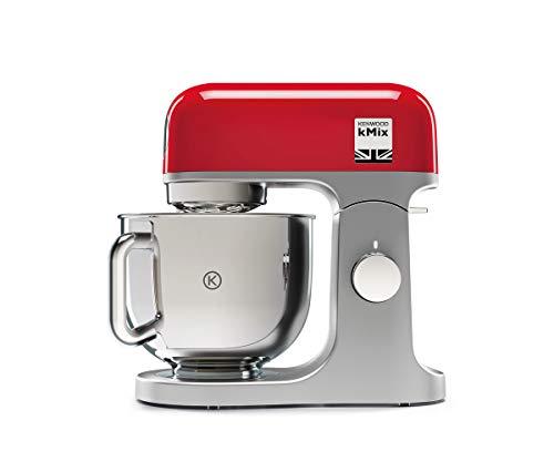 Robot pâtissier multifonction Kenwood KMix KMX750RD - 1000 W, 5l