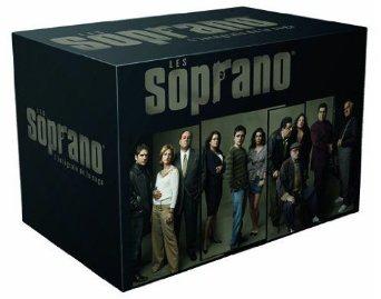 [Occasion] Coffret 28 DVD - Les Soprano - Intégrale saisons 1 à 6 -  (voir description)