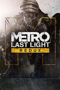 [Gold] Metro: Last Light Redux sur Xbox One & Series S/X (Dématérialisé)