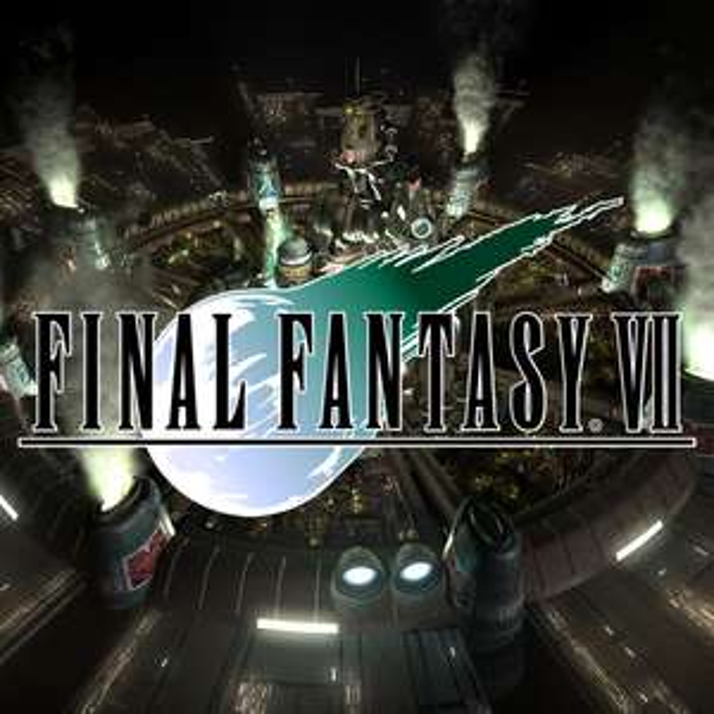 Final Fantasy VII sur Switch (dématérialisé)