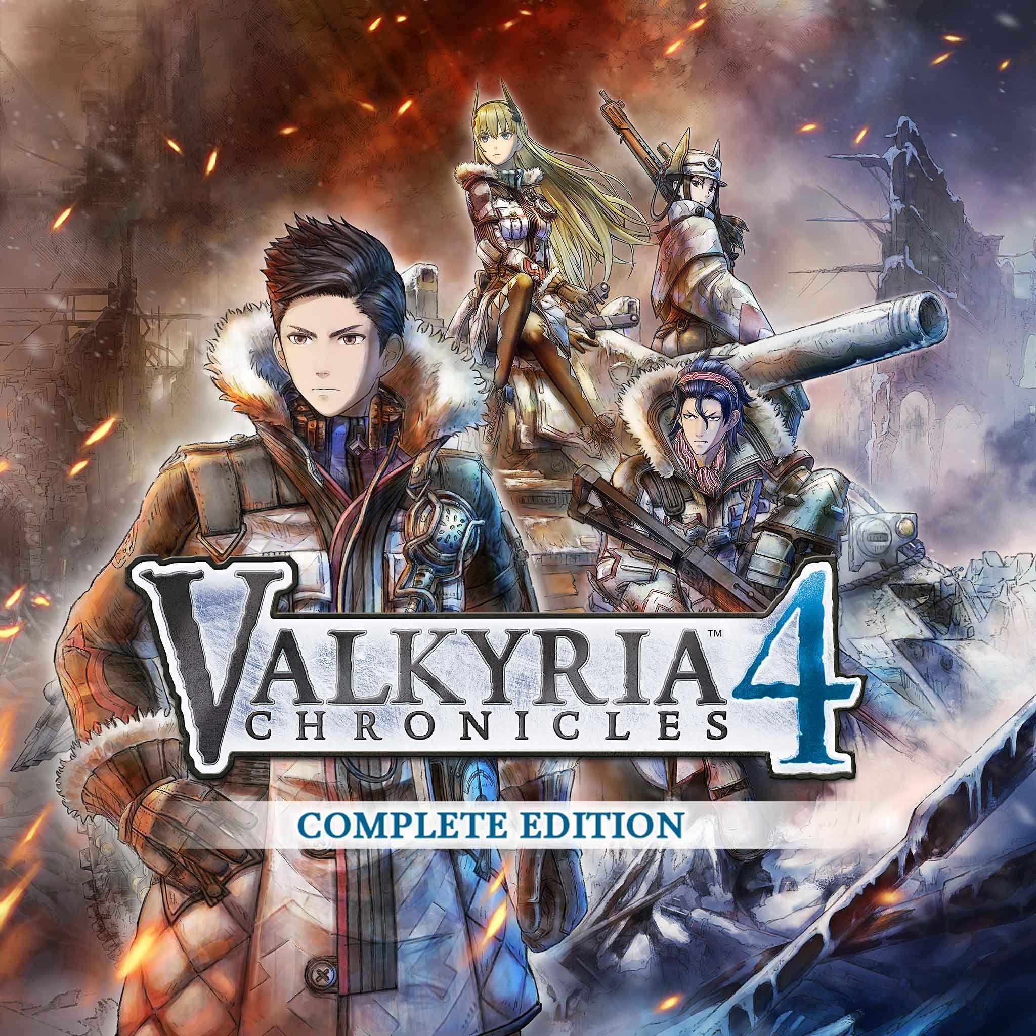 Valkyria Chronicles 4 Complete Edition sur Xbox One (Dématérialisé)