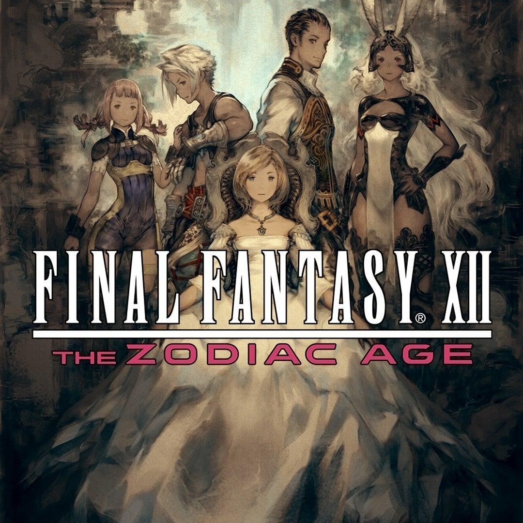 Sélection de jeu Final Fantasy en promotion sur Nintendo Switch - Ex: Final Fantasy XII: The Zodiac Age (Dématérialisé)