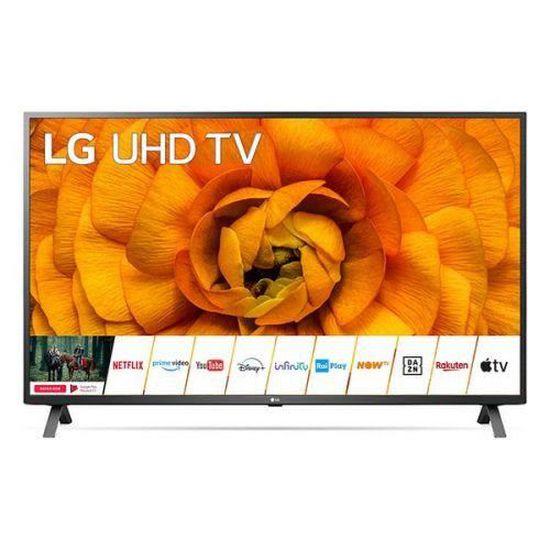 """TV 65"""" LG 65UN85006LA - 4K UHD, LED, 100 Hz, Smart TV, Dolby Atmos & Vision"""