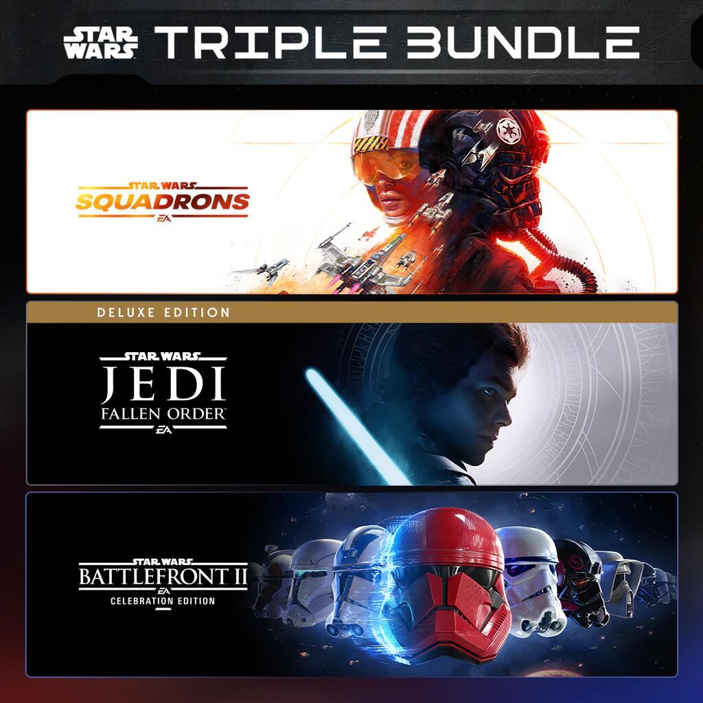 Sélection de jeux Star Wars en promotion sur PC (Dématérialisés)