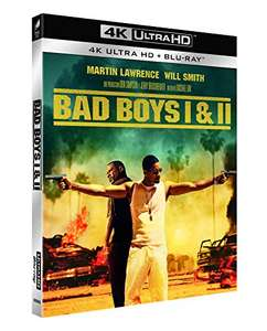 Blu-Ray 4K UHD + Blu-Ray - Bad Boys I & II